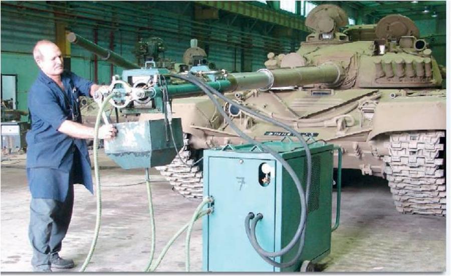 صور دبابات قتال رئيسية الجزائرية T-72M/M1/B/BK/AG/S ] Main Battle Tank Algerian ]   - صفحة 4 46953433125_220487080d_b