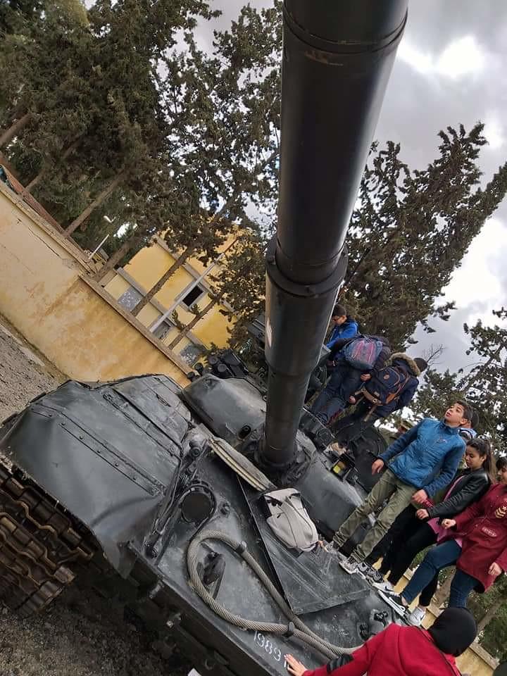 صور دبابات قتال رئيسية الجزائرية T-72M/M1/B/BK/AG/S ] Main Battle Tank Algerian ]   - صفحة 5 46953436065_9310ef7eee_b