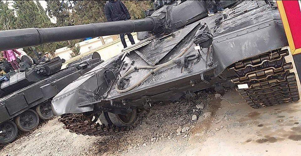 صور دبابات قتال رئيسية الجزائرية T-72M/M1/B/BK/AG/S ] Main Battle Tank Algerian ]   - صفحة 5 46953436695_3c6566133a_b