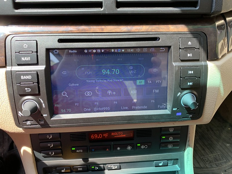 Eonon GA9150B head unit: Install and first impressions - E46Fanatics