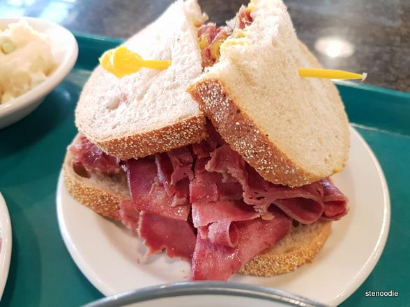 Tongue Sandwich