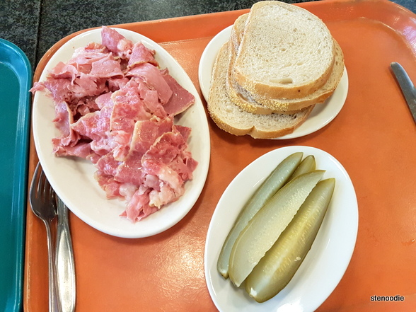 Corned Beef Plate