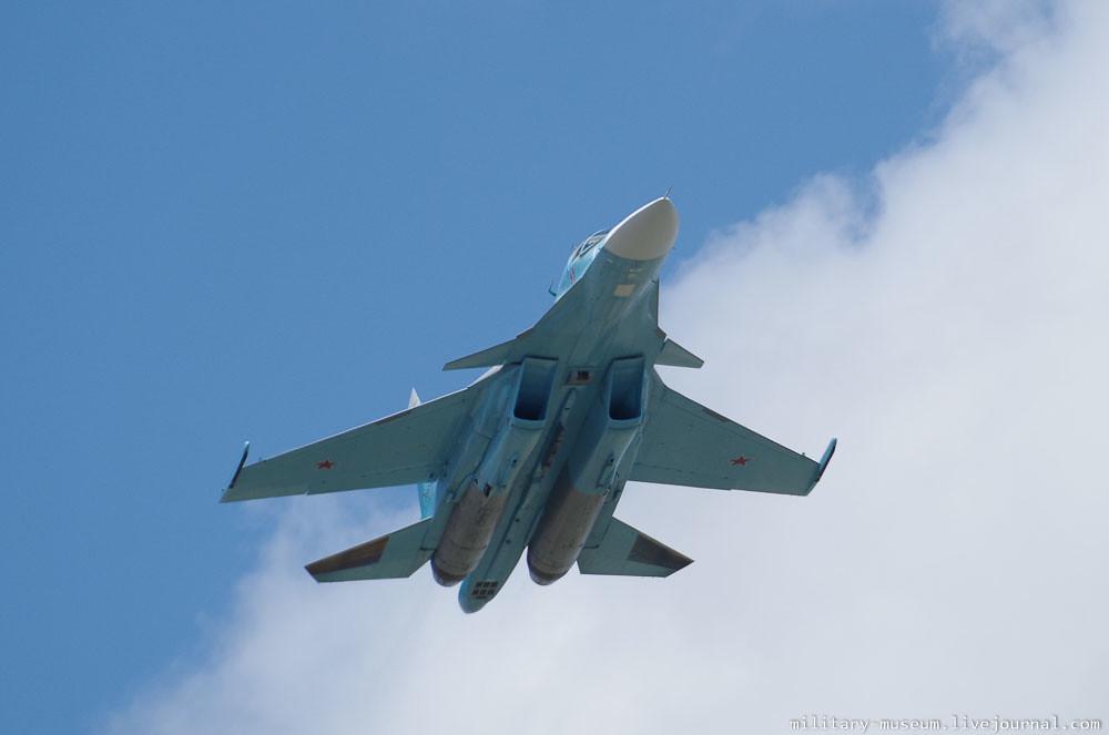 Подготовка к авиапараду 9 мая в Москве-53