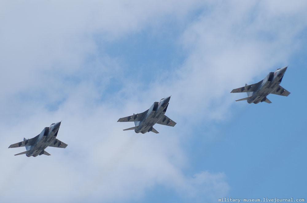 Подготовка к авиапараду 9 мая в Москве-47