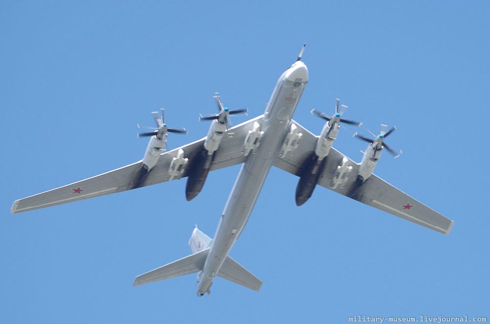 Подготовка к авиапараду 9 мая в Москве-21
