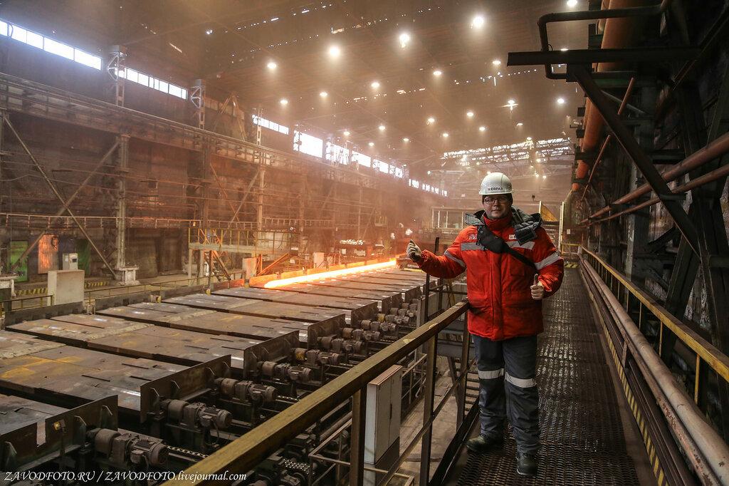 Великие заводы России: Западно-Сибирский металлургический комбинат
