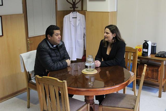 Visita Gobernadora Provincial
