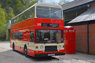 Southampton Corporation 289 (E289 HRV)