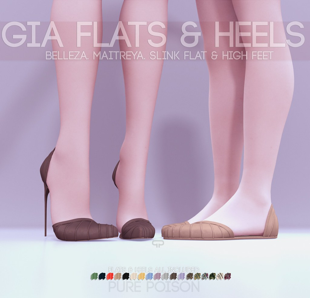 Pure Poison – Gia Flats and High