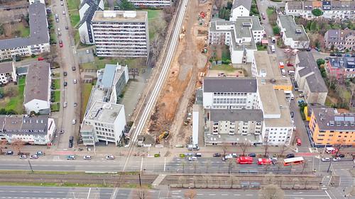 Köln Bombenentschärfung