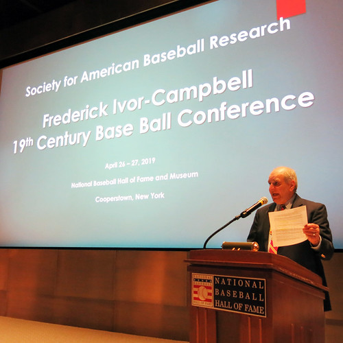 2019 SABR Ivor-Campbell 19th Century Conference