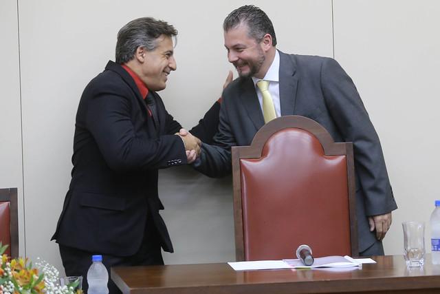 17.05.2019- Posse da diretoria da Subseção de Monte Azul Paulista