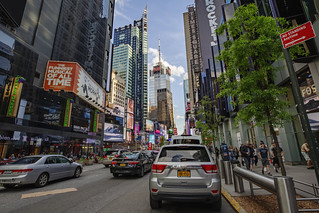New York City Times Square 6 2019-05-16 | by adamcohen22385