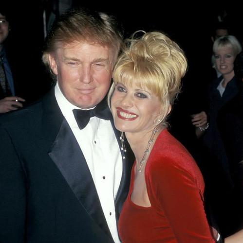 Donald e Ivana