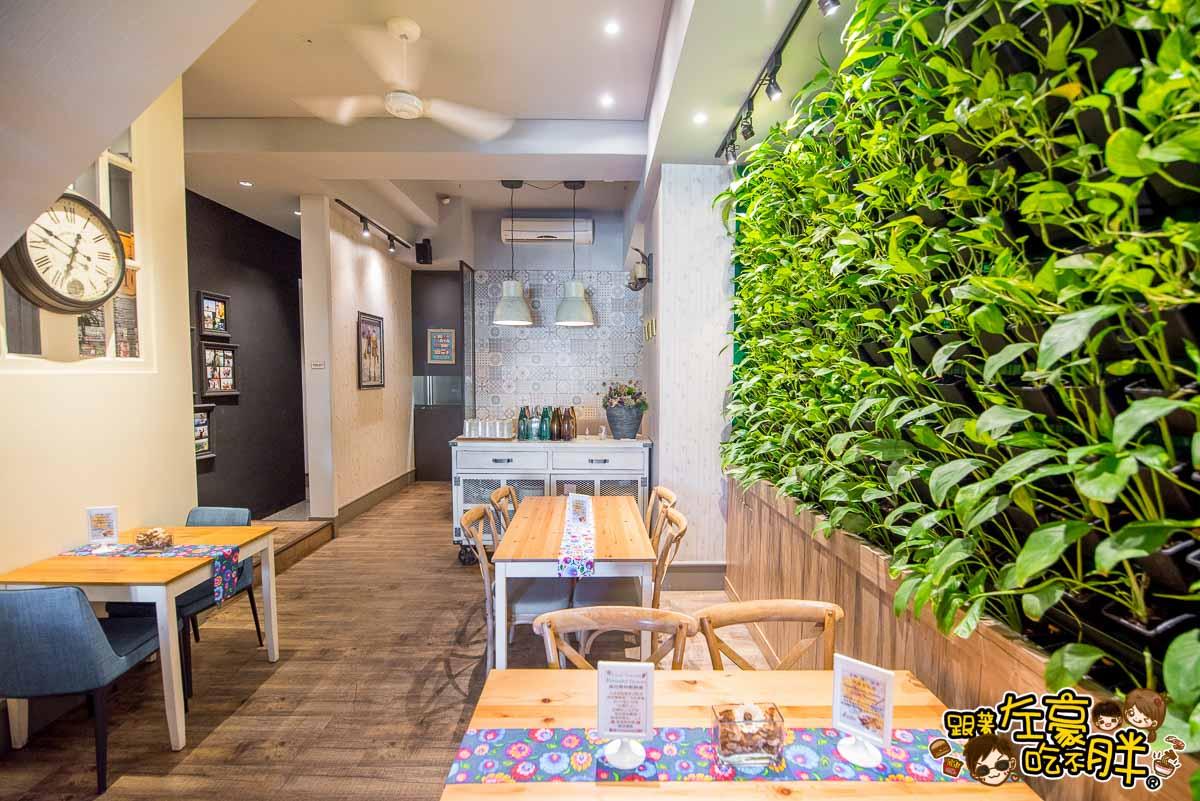 烏拉森林歐式咖啡鬆餅屋-6