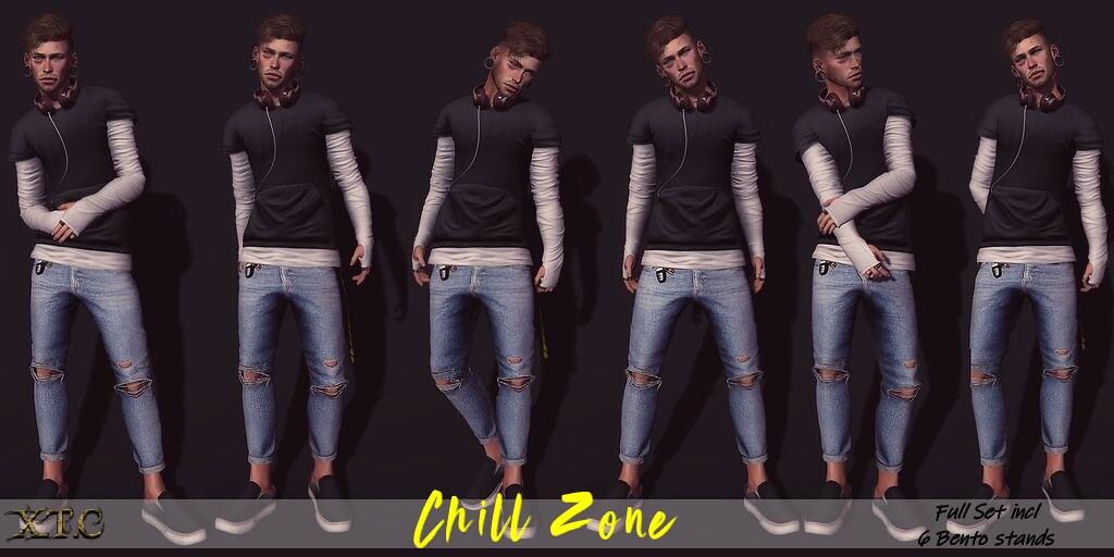 .Chill Zone.  POSE FAIR - TeleportHub.com Live!