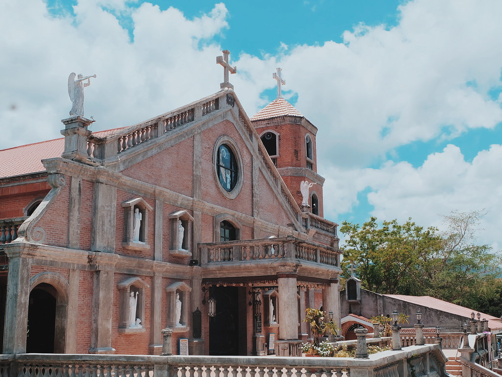 Gasan Catholic Church Marinduque