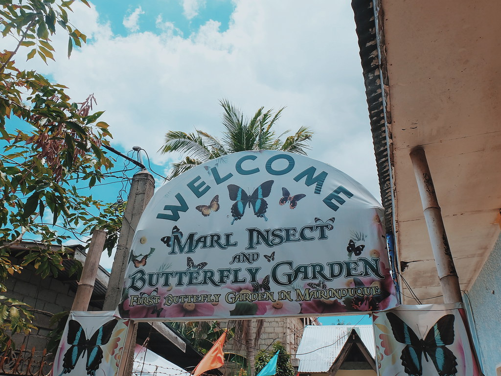 Butterfly Farm in Kawit Gasan