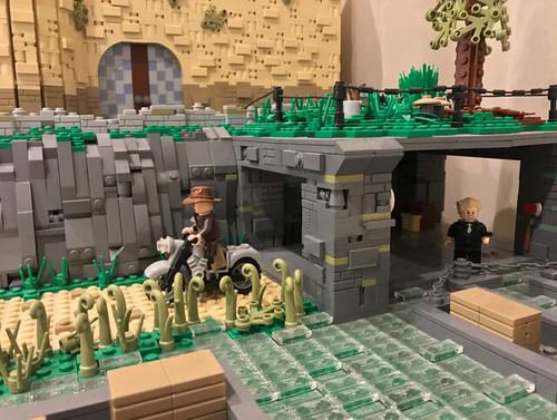 Indiana Jones and the Last Crusade - Brunwald Castle