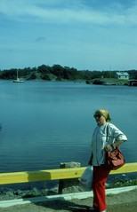 Kyrksundet, Åland 29 juli 1977