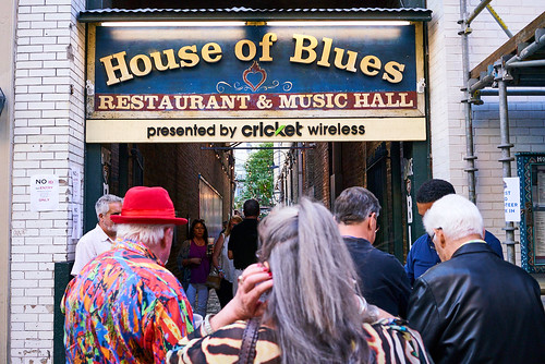House of Blues at Piano Night - April 29, 2019. Photo by Eli Mergel.