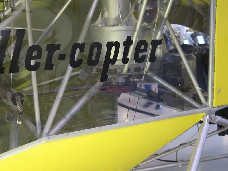 Hiller XH-44 00011