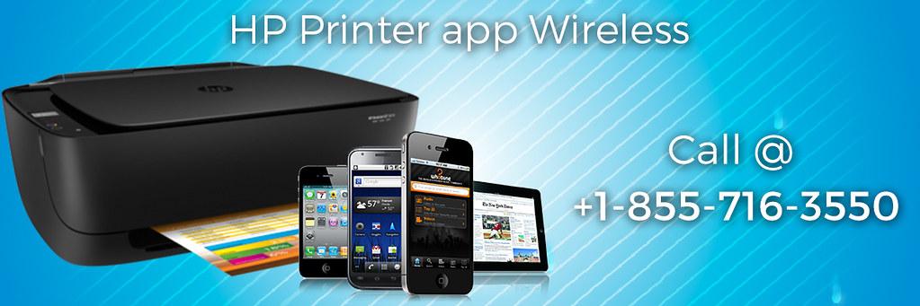 HP Printer App Wireless – Using the Print Service Plugin