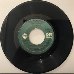 CHANGE:A LOVER'S HOLIDAY(RECORD SIDE-A)