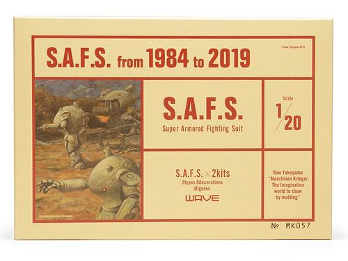SAFS 84-19 2 | by Cyber-Mecha