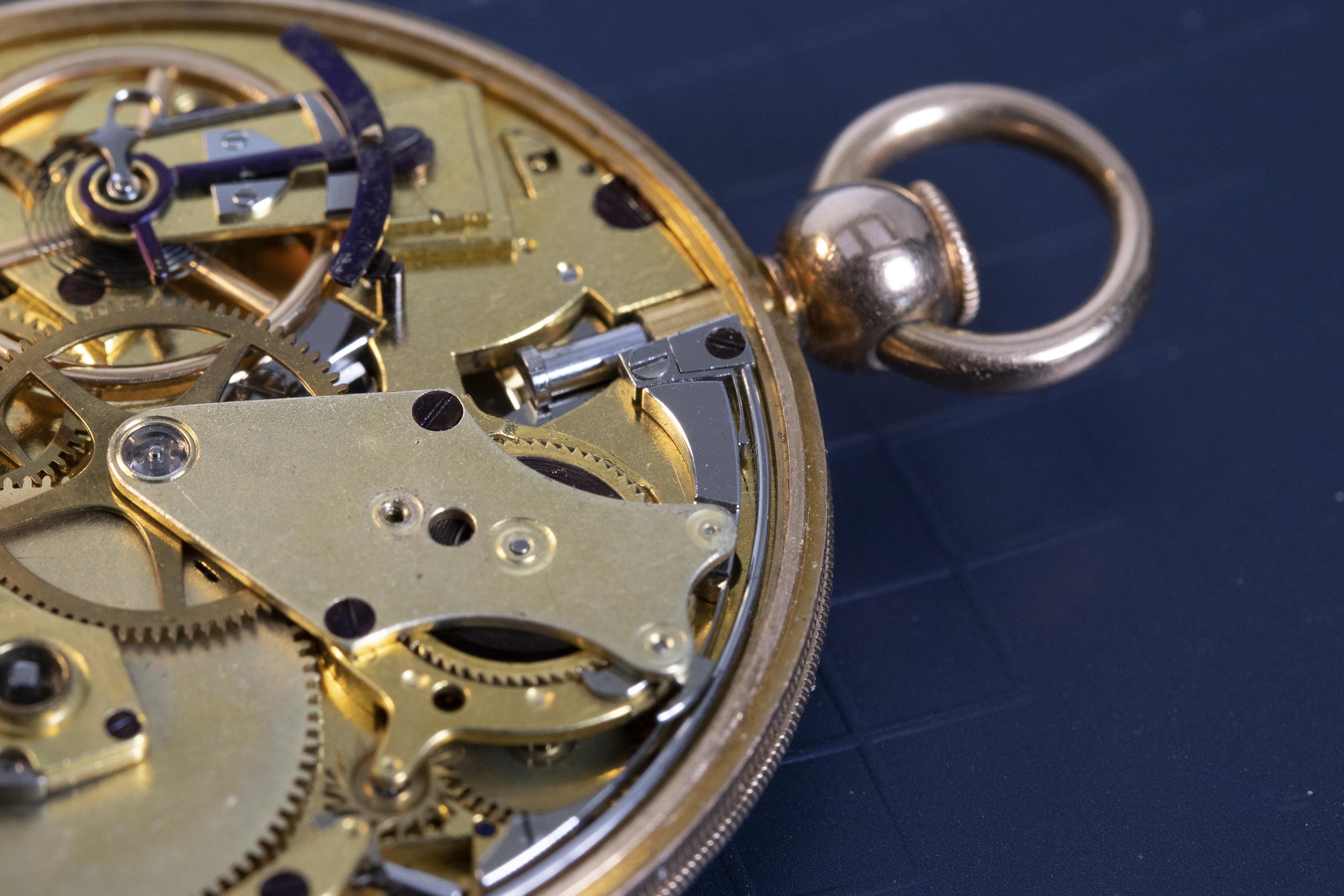 Breguet N°3190, vendue en 1819 au Baron de Vietinghoff 46958299595_0b0b377bdc_o