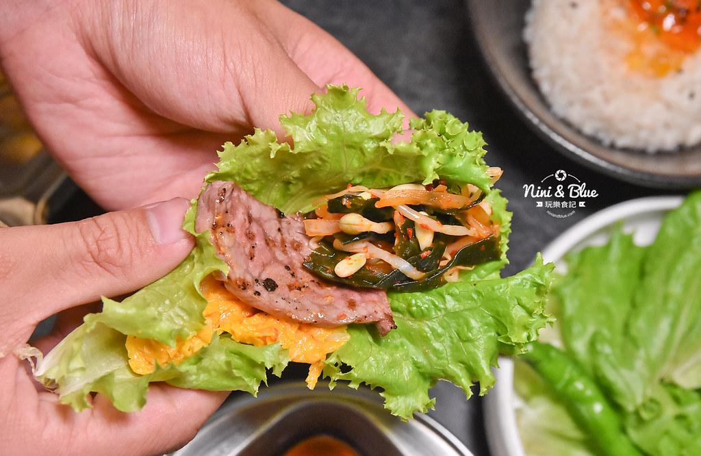 龍門馬場洞燒肉 菜單 台中北屯 摩天輪 海鮮37