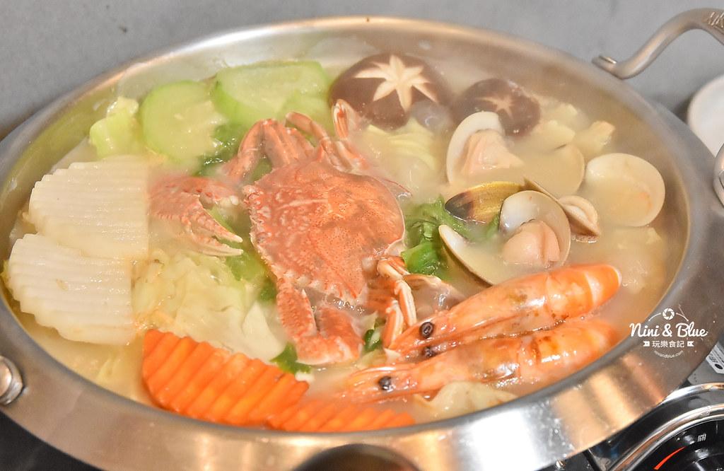 龍門馬場洞燒肉 菜單 台中北屯 摩天輪 海鮮33