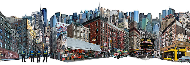 NYC: A Modern Day Babylon