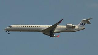 Air Nostrum / SAS Bombardier CRJ 900 @ HAM | by timur.tatlici