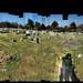 Wilford Hill Cemetery, West Bridgford, Nottingham, 360-Degree Photomontage