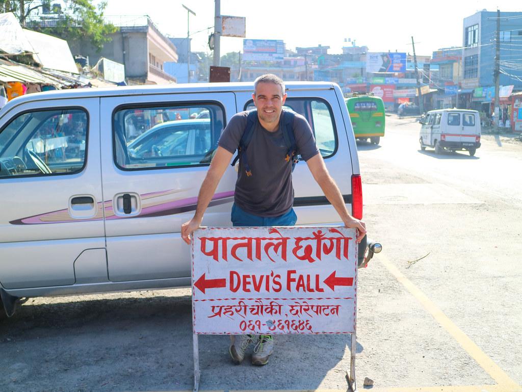 Devi's Falls en Pokhara