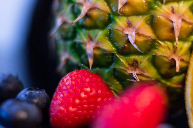 Pineapple Composition