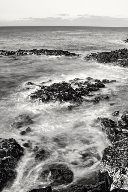 Costa de Granadilla de Abona. Tenerife
