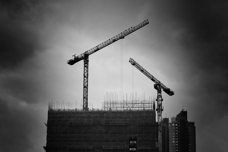 depression x construction