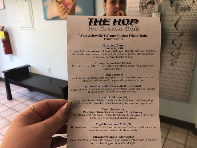 The Hop Ice Cream