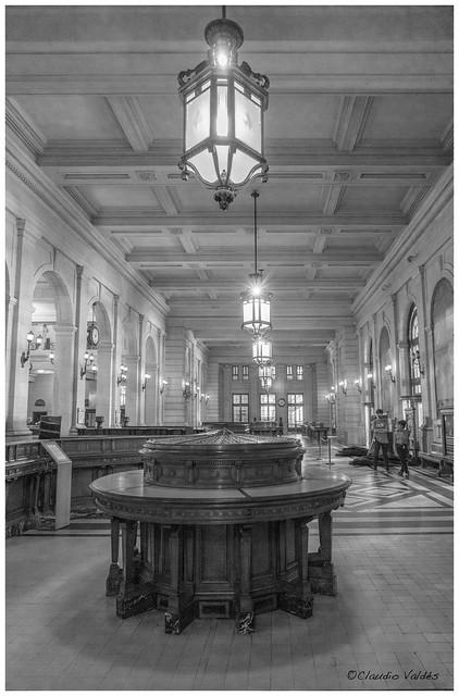 Central Post Office of Buenos Aires - Correo Central de Buenos Aires