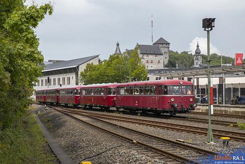 796 802 + 796 650 . VEB . 91654 . Stolberg -Altstadt . 18.05.19.