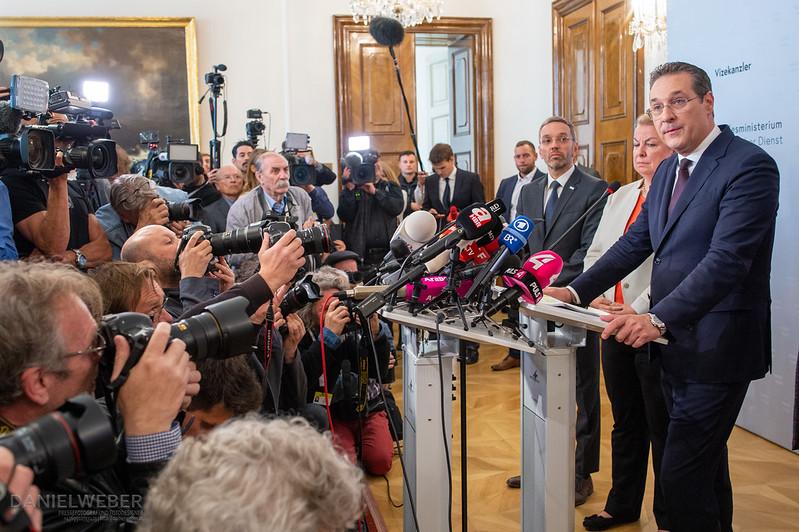 20190518 Rücktritt #Strache