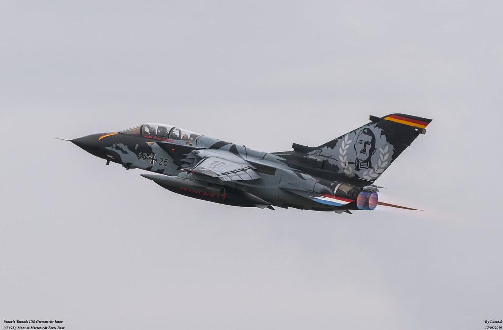 Panavia Tornado German Air Force (43+25)
