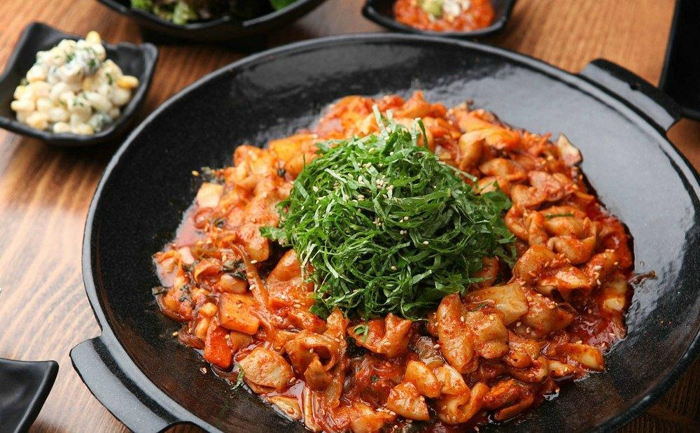 What to eat in Seoul - Tteokbokki