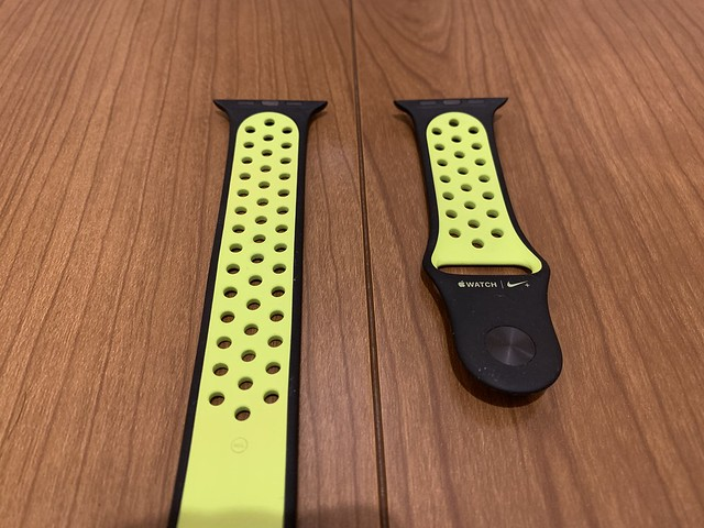 Apple Watch Nike+ バンド