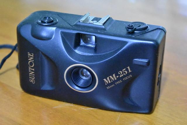 Suntone MM-251 camera