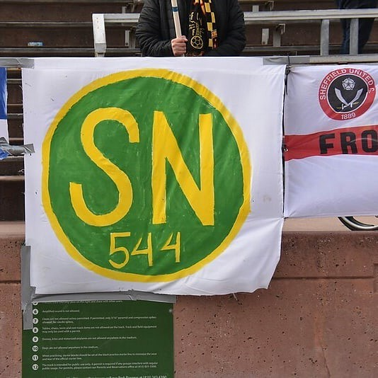 Tribute to Negoesco #sfcityfc #northsiders #nopigeonnoparty #fearthepigeon #groundhopping #thechickenbaltichronicles #supportlocalfootball