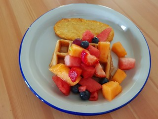 All You Can Eat Breakfast - Sweet at Flora by Greenhouse