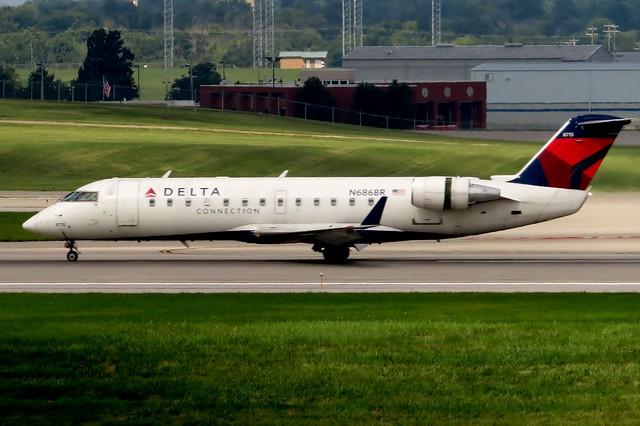 N686BR Cincinnati Northern Kentucky International Airport 9 August 2018